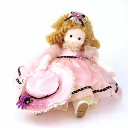 Green Tree Musical Dolls Little Miss Muffet