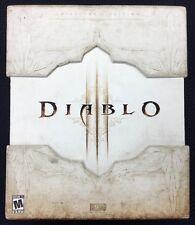Diablo III 3 COLLECTOR'S EDITION