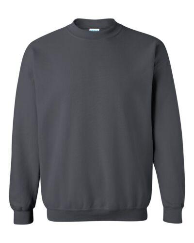 Gildan Unisex S-5XL Pullover Heavy Blend Adult Jumper Crewneck Sweater 18000 PI