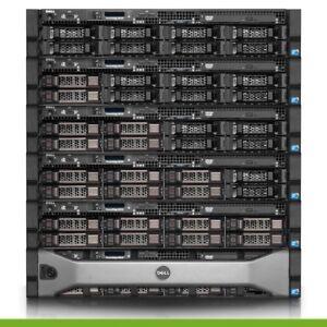 Dell-PowerEdge-R510-Storage-Server-2x-E5649-6-Core-32GB-PERC6i-8x-Trays