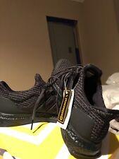 063dab3ef DS adidas Ultra Boost Ultraboost 4.0 Triple Black Bb6171 Size Men s ...