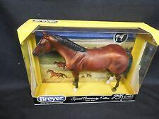 Breyer AQHA 75th Anniversary Model, Bay Quarter Horse, New in Box!