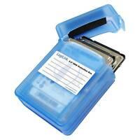 Logilink Ua0132 Festplatten Schutzbox Für 2x 2,5 Hdd - Keine Warensendung