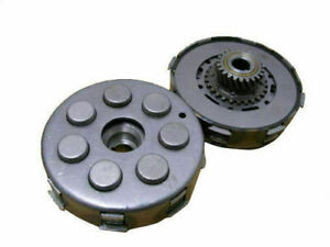 Clutch-Assembly-Kupplung-23-Tooth-7-Spring-Vespa-Px-200-Cosa-P-200E