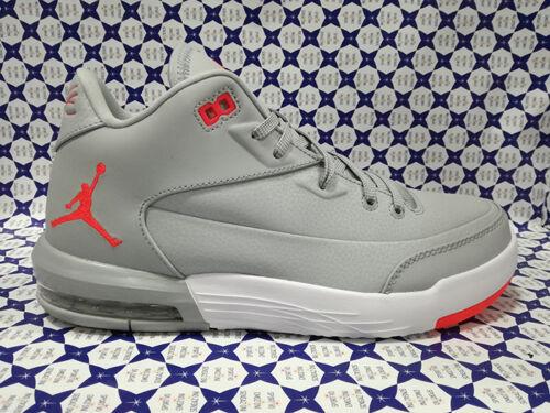 820245 Origin Basket 3 014 Nike Jordan Grigio Flight Rosso Scarpa InYFORn
