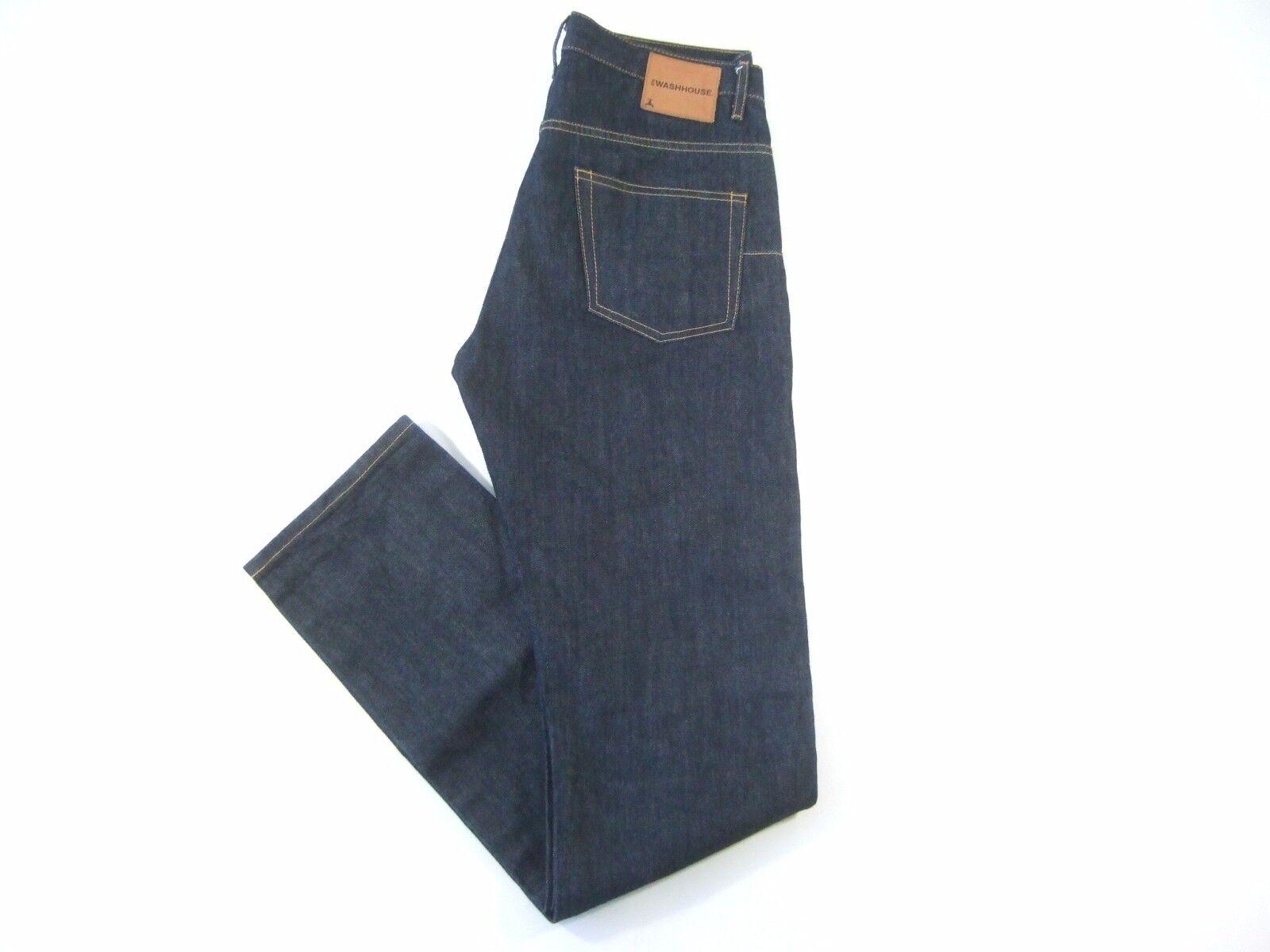 Bpd Wash House Washhouse Dunkelblau 31 Slim Fit Jeans Herren Neue    Modern    Elegant    Bestellungen Sind Willkommen