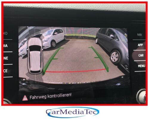 Original seat Ateca multimedia Sistema de navegación camara de vision trasera nachrüstsatz mib2