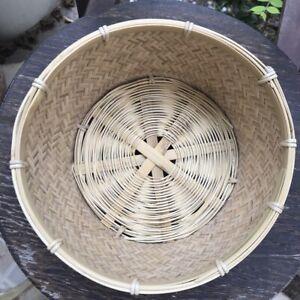 Старинный тайский для рукоделия Лао cookerwear Корзина пароварка Клейкий Рис бамбуковый Дим