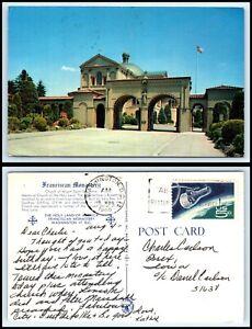 WASHINGTON-DC-Postcard-Franciscan-Monastery-N33