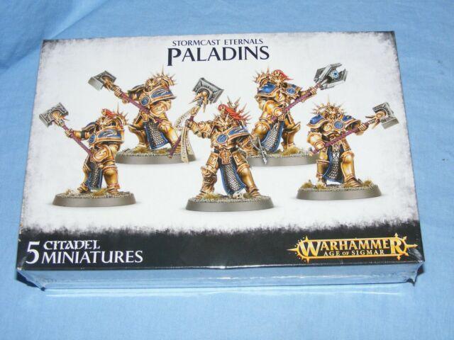 Warhammer Stormcast Eternals Paladins 96 - 12 Brand New