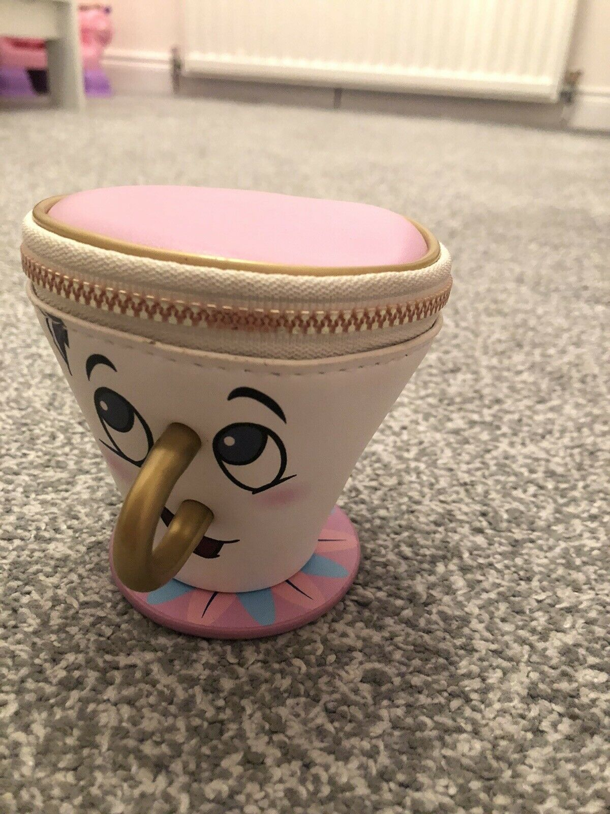Disney Beauty And The Beast Primark Chip And Mrs Potts Purse