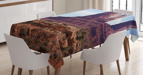 Landschaft Tischdecke Grand Canyon Cliff Pflegeleicht