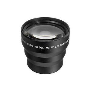 HD-3X-ZOOM-TELEPHOTO-LENS-fits-Sony-Alpha-A3000-Camera-49mm-Nex-c3-Nex-7-Nex-5n
