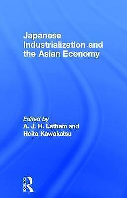Japanese Industrialization and the Asian Economy, , Used; Like New Book