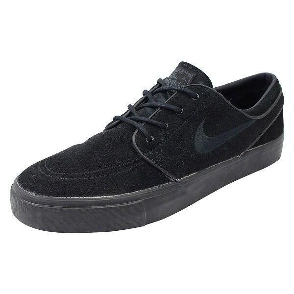 Nike ZOOM STEFAN JANOSKI Nero Nero Skateboarding Discounted (287) Uomo Shoes