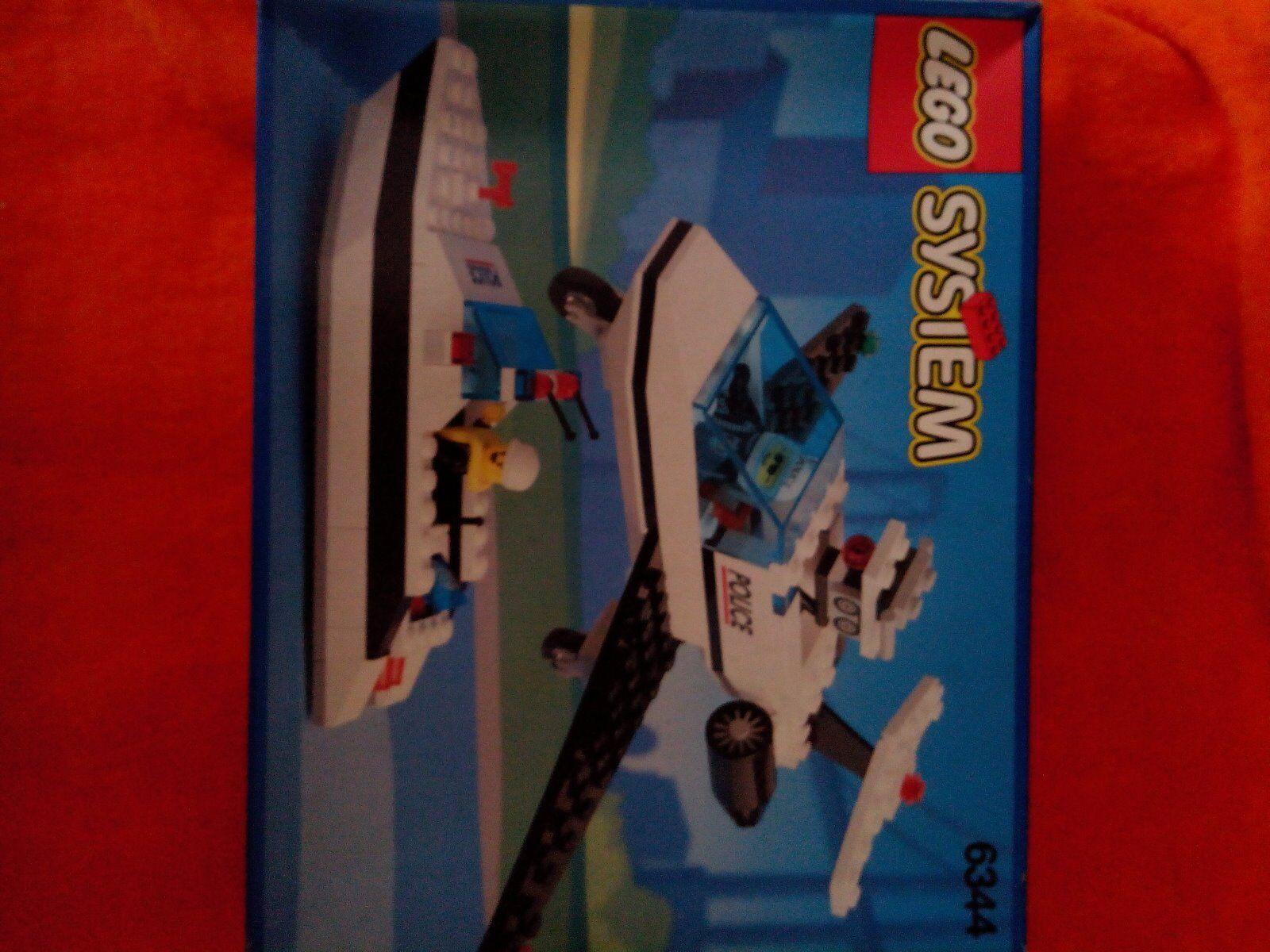 Lego 6344 Jet della Polizia & Barca