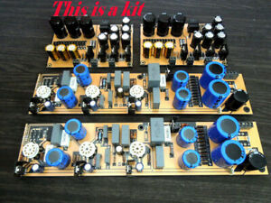 German-D-Klimo-LAR-Gold-Plus-Tube-MM-MC-Phono-Stage-Pre-Amplifier-Board-DIY-Kit