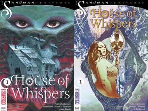 House-of-Whispers-1-Variant-Set-Neil-Gaiman-Sandman-Universe-Sienkiewicz-Domo-NM