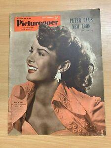 18-Juillet-1953-Picturegoer-Film-Revue-de-DISNEY-Peter-Pan-Gingembre-Rogers