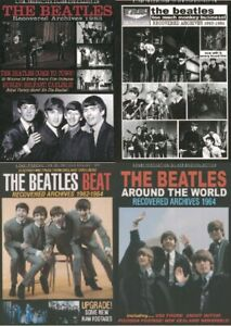 Beatles / RECOVERED ARCHIVES  Vol 1-4 SET  DVD