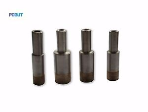 Diamond Core Glass Drill Bit Straight Shank Drilling Marble Ceramic Hole