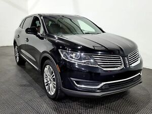 2018 Lincoln MKX Reserve AWD Cuir- Toit panoramique- Navigation