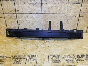 Steel For Civic 14-15 Black Rear Bumper Reinforcement