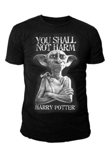 Dobby der Hauself Harry Potter Gr.S-XL Herren Premium Hogwarts T-Shirt