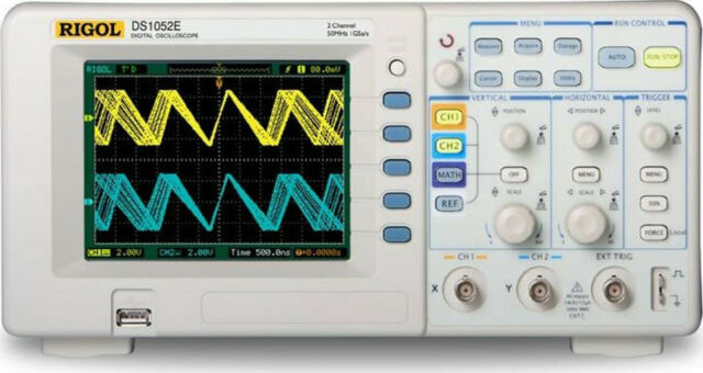 Rigol DS1052E 50MHz Digital Oscilloscope