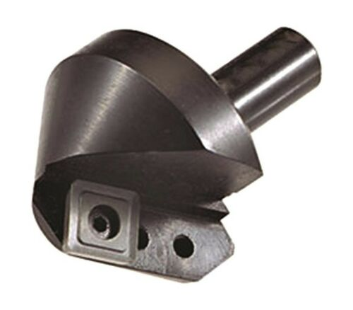 Free Shipping HHIP 2001-0038 1//2-1-3//4 Inch Indexable Countersink /& Chamfer T..