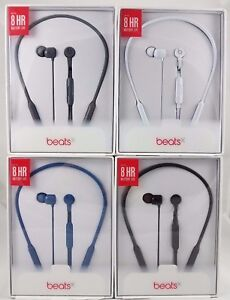 New Beats by Dr. Dre BeatsX Beats X Wireless Bluetooth In-Ear ... b897b7ffa