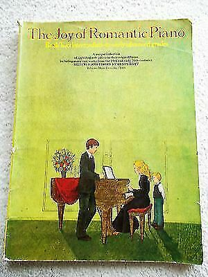 Joy of Romantic Piano 2 Agay, D. Paperback Used - Very Good