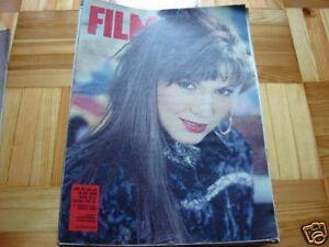 Liliana Glabczynska front cover Polish mag Film 1989 - Pyszkowo, Polska - Liliana Glabczynska front cover Polish mag Film 1989 - Pyszkowo, Polska