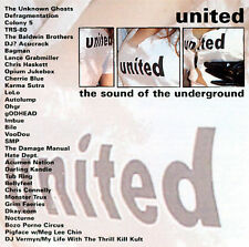 United: 02 - Sound of the Underground Various Artists Audio CD