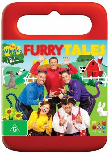 1 of 1 - The Wiggles - Furry Tales (DVD, 2013)