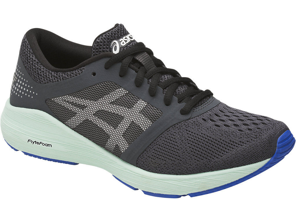 ASICS T7D7N.9593 ROADHAWK FF Wmn's (M) Dark-Grey Synthetic Mesh Running shoes