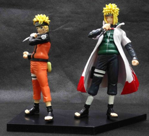 naruto anime pvc figure lot