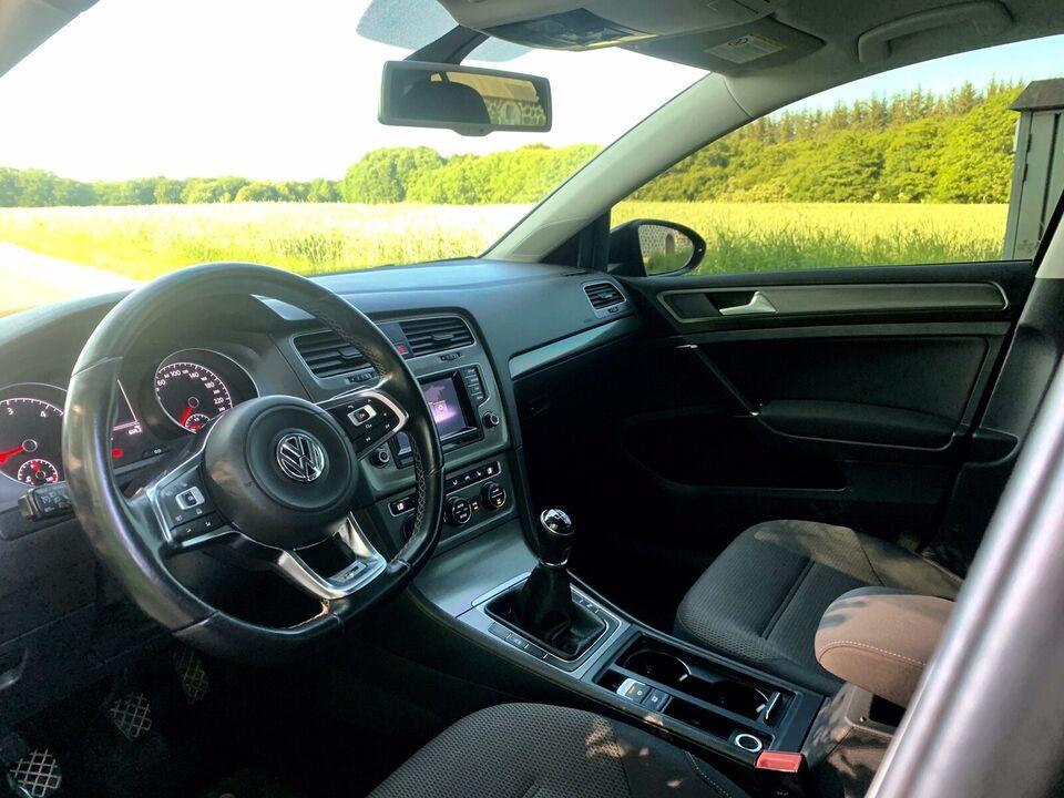 VW, Golf VII, 1,6 TDi 105 Comfortline BMT Van