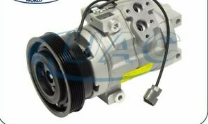 AC Compressor /& A//C Clutch For Acura TL CL /& Honda Accord