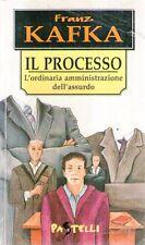 A30 Il processo Kafka L'ordinaria amministrazione dell'assurdo