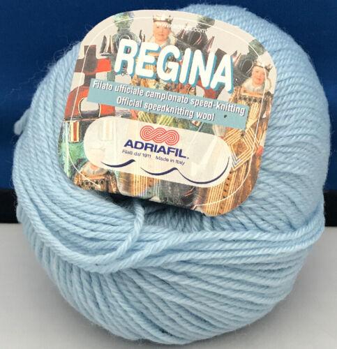 ADRIAFIL Regina dk 400g 100/% Lana Merino Lana Superwash sombra 42