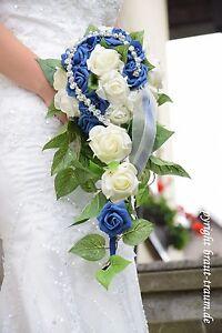 Vestidos novia en azul