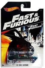 2016 Hot Wheels Fast & Furious #3 '67 Ford Mustang The Fast & The Furious