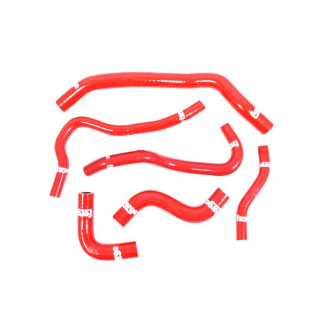 FK8 Honda Civic Type R Radiator Hose Kit by Forge FMKC021 Red or Black