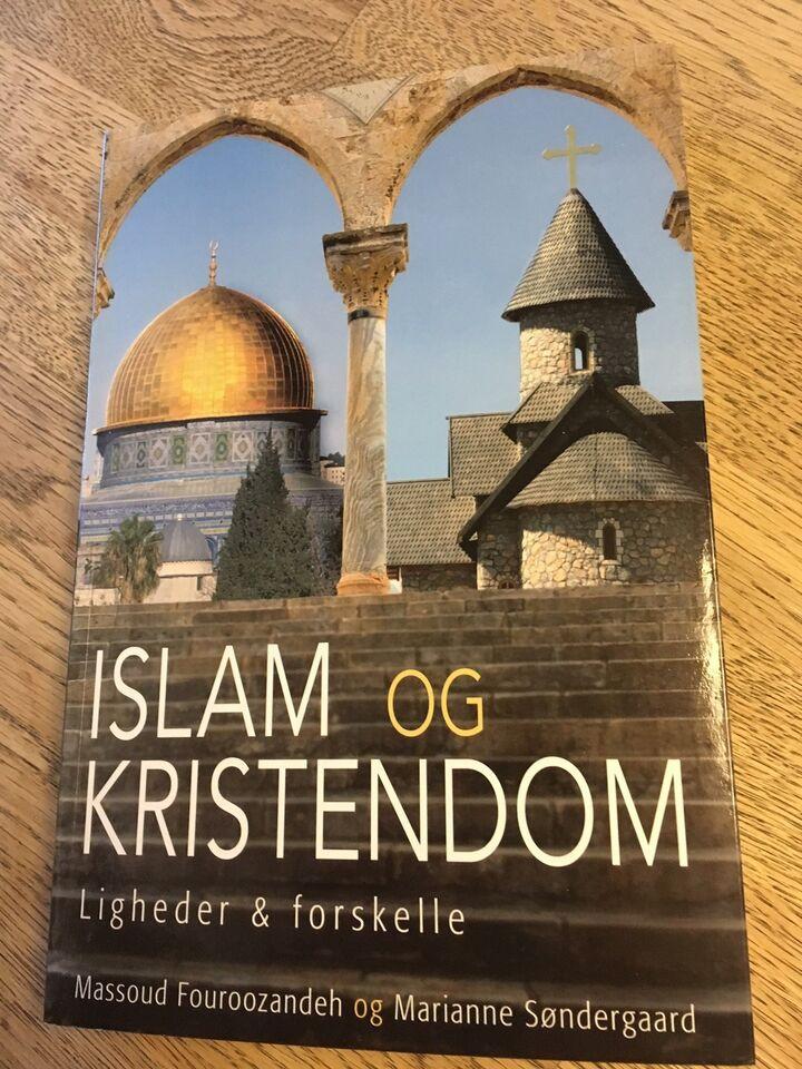 Islam og Kristendom - ligheder & forskelle, Massoud