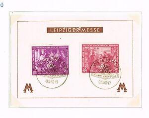 EAST-GERMANY-DDR-GDR-1950-VF-USED-FDC-CEM12-6
