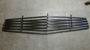 Details about 1949 1950 Mercury Cal Custom vintage simulated tube grille
