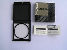 [  MINT  ] CONTAX  P  FILTER  82mm  KYOCERA   from Japan   Free Shipping  #6060D