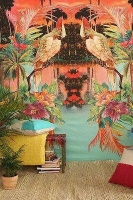 Magical Thinking Birds Of Paradise Tapestry by Urban Outfitter