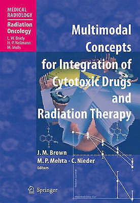 Multimodal Concepts for Integration of Cytotoxic Drugs (Medical Radiology / Radi